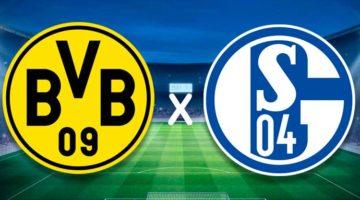 Borussia Dortmund x Schalke 04