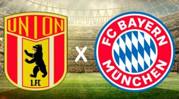 Union Berlin x Bayern de Munique