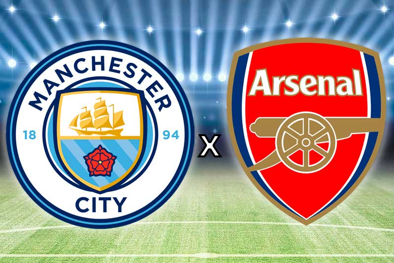 Manchester City x Arsenal