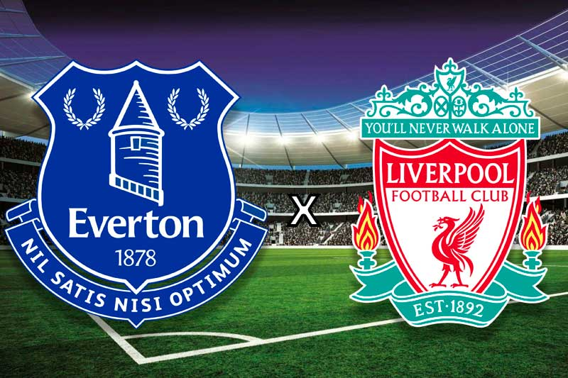 Everton x Liverpool