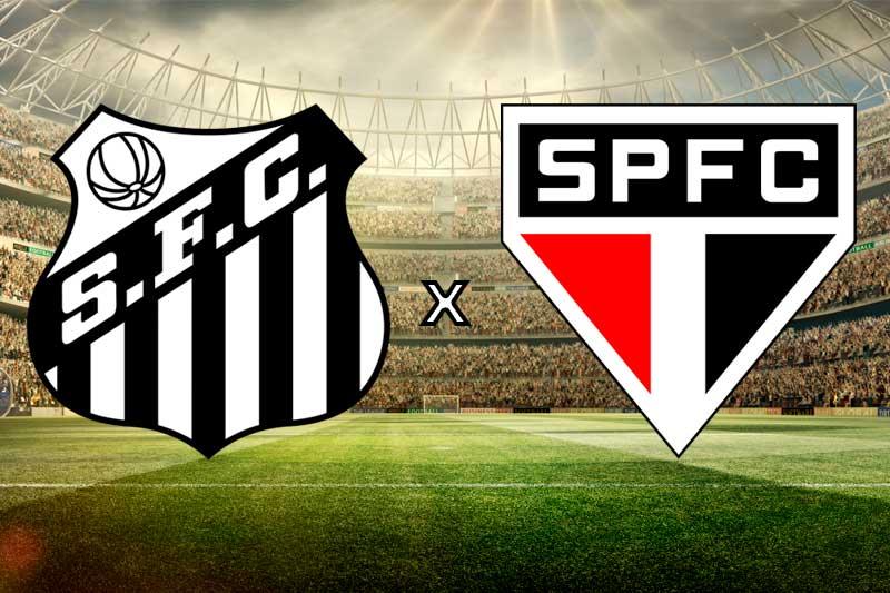 Santos vs Sao Paulo