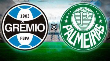 Gremio vs Palmeiras