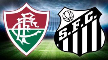 Fluminense x Santos