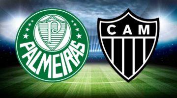 Palmeiras vs Atlético (MG)