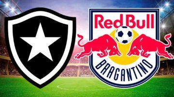 Botafogo vs Bragantino
