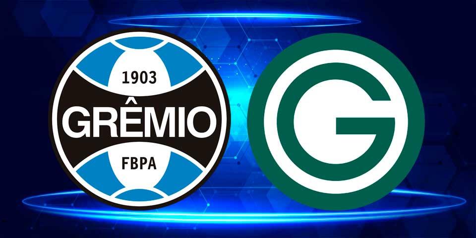 Grêmio vs Goiás