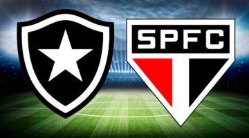 Botafogo vs São Paulo