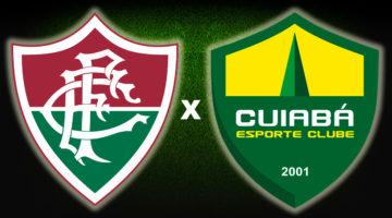 Fluminense x Cuiabá