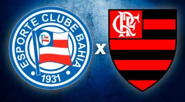 Bahia vs Flamengo