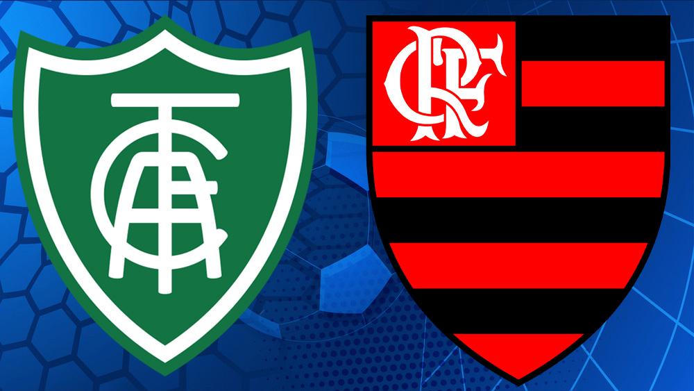 América (MG) x Flamengo