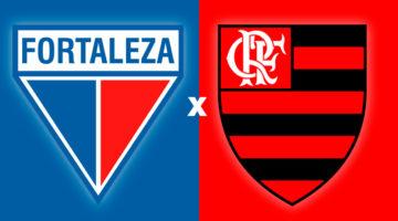 Fortaleza x Flamengo